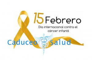 15 de febrero cancer infantil-logo azul